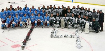 NMH and Deerfield join together in support of Denna Laing.