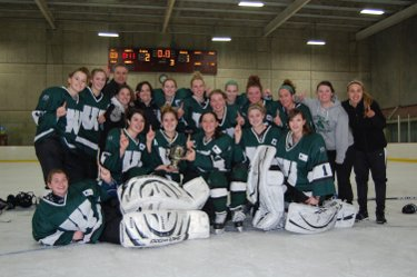Winchendon Girls: Winners of both the Watkins and Exeter Tournaments